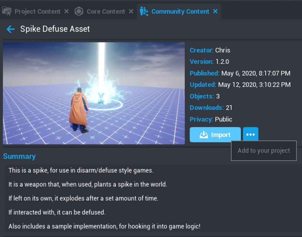 TheSpike_CommunityContent